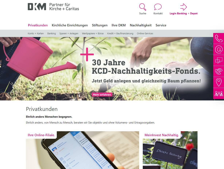 DKM Privatkunden