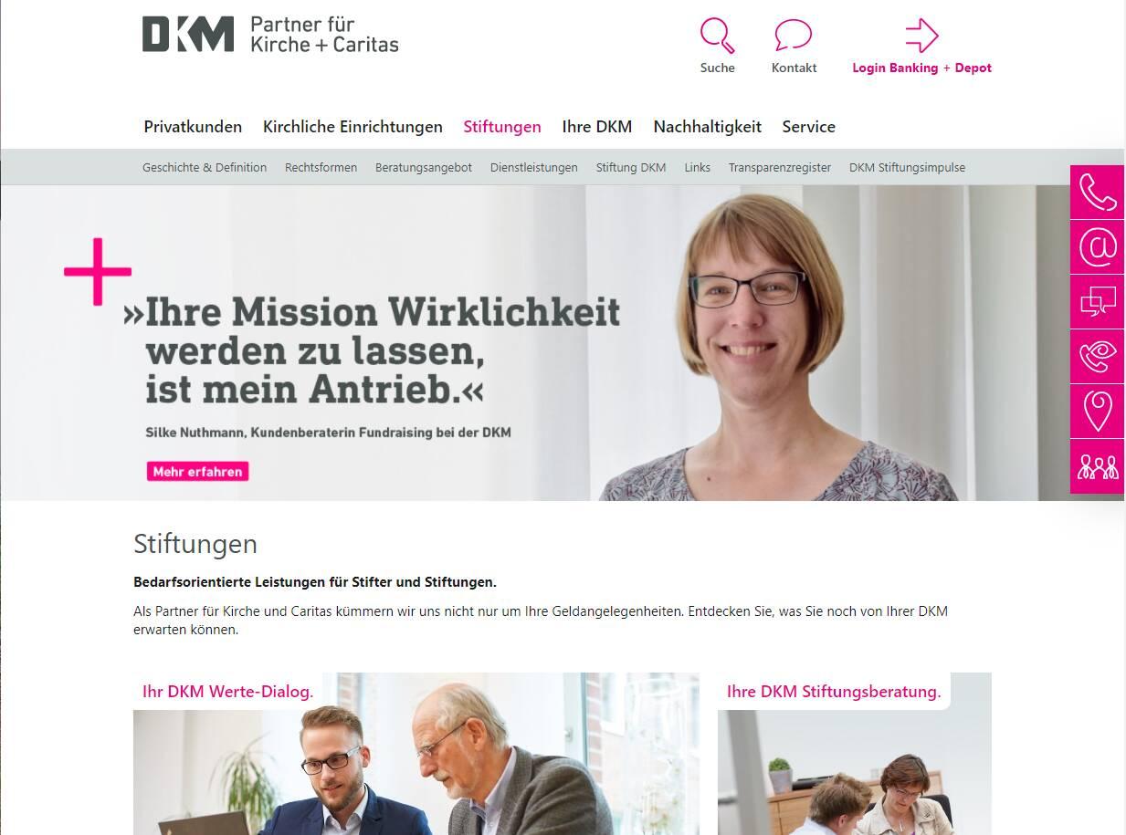 DKM Stiftungen