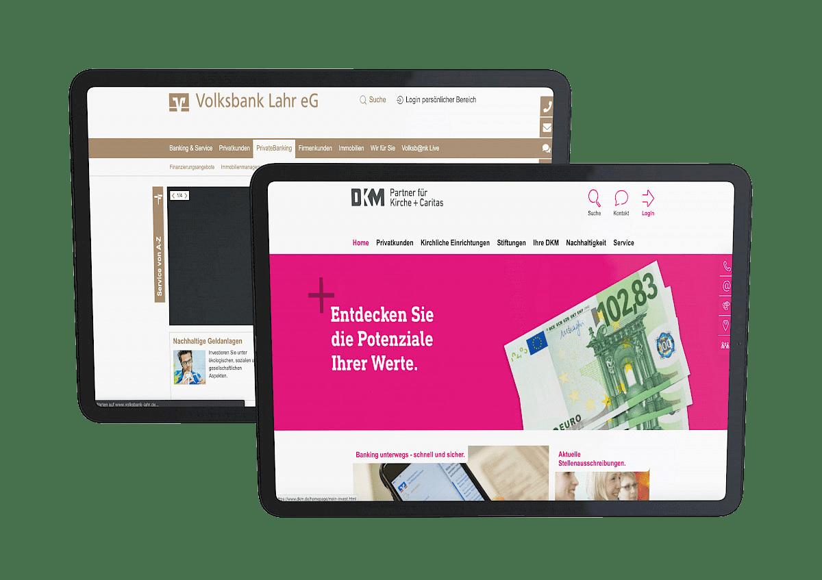 incognito digitale lösungen - webCenter Individualisierung