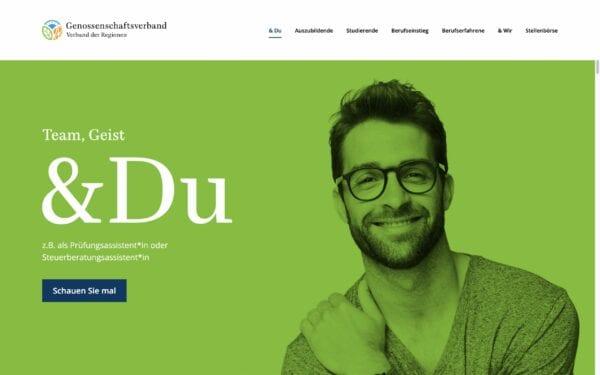 incognito digitale lösungen - Referenz Genossenschaftsverband
