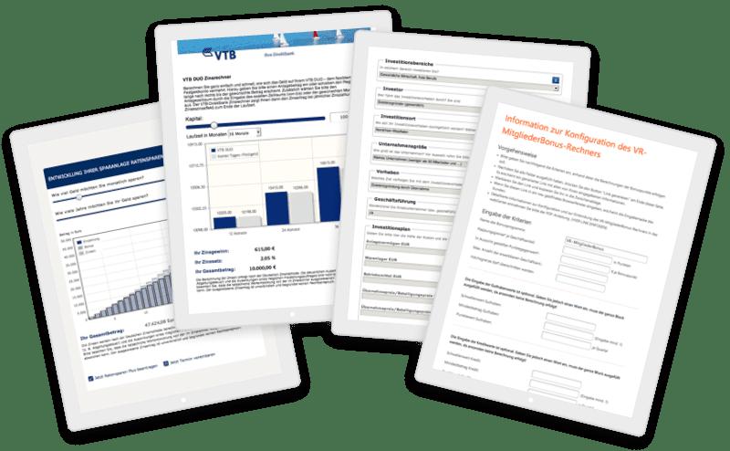 incognito digitale lösungen - Webmodule Übersicht